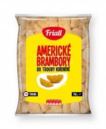 Friall Americké brambory do trouby kořeněné