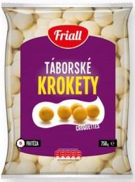 Friall Táborské krokety