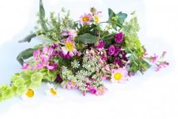 Loukykvět Sezónní kytice míchaná