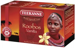 Teekanne Rooibos Vanilla čaj