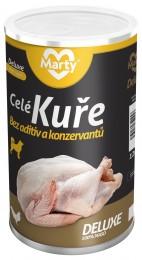 Marty DeLuxe 100% maso - celé kuře