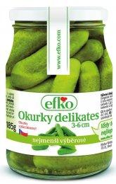Efko Okurky delikates 3-6 cm