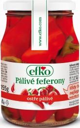 Efko Pálivé feferony