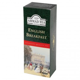 Ahmad Tea English breakfast černý čaj (25x2g)