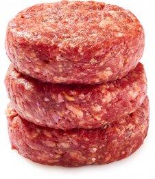 Chuck roll burger (3x cca 150g)