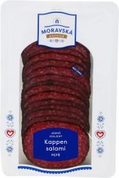 Poctivá Moravská Kappen salám s pepřem