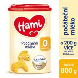 Hami Kojenecké mléko 0+