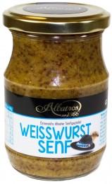 Albatros Weisswurst hořčice
