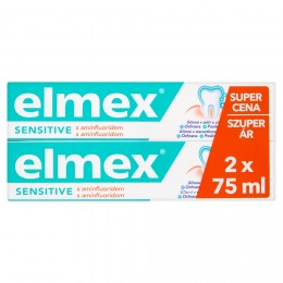 Elmex Sensitive zubní pasta 2x75ml