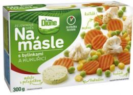 Dione Zeleninová směs na másle s bylinkami a kukuřicí