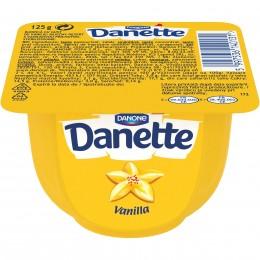 Danone Danette Mléčný dezert s vanilkovou příchutí