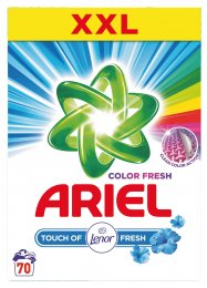Ariel Touch Of Lenor Fresh prací prášek BOX (5,25kg)
