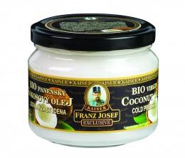 F.J.Kaiser Kokosový olej BIO panenský