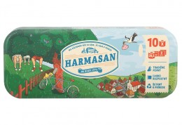 Harmasan toaletní papír 2 vrstvý 10ks