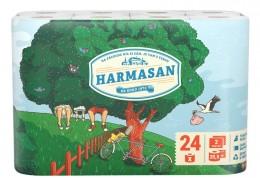 Harmasan toaletní papír 2 vrstvý 24ks