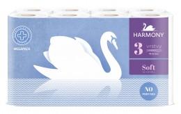 Harmony Soft toaletní papír 3 vrstvý 16ks
