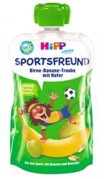 HiPP BIO Sport Hruška-Banán-Bílé hrozno-Oves