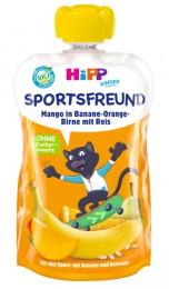 HiPP BIO Sport  Hruška-Pomeranč-Mango-Banán-Rýže