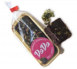 DoDo Vegan brownie