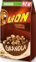 Nestlé Lion Granola