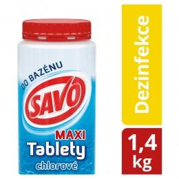 Savo Do Bazénu Maxi tablety chlorové