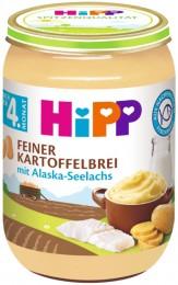 HiPP Jemná bramborová kaše s aljašskou treskou