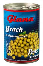 Giana Hrách v mírně slaném nálevu