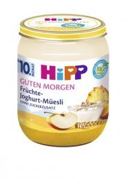 HiPP  BIO Müsli, ovoce a jogurt