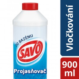 Savo Do Bazénu Projasňovač