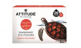 Attitude tablety do myčky bez fosfátů 26ks