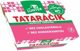 Lunter Tataráček rostlinná pomazánka