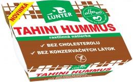 Lunter Hummus Tahini rostlinná pomazánka