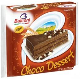 Balconi Dort Choco Dessert