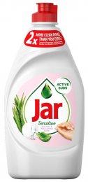 Jar Sensitive Aloe Vera&Pink Jasmin tekutý prostředek na nádobí
