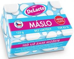 Delacto Máslo se sníženým obsahem laktozy