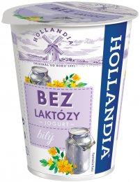 Hollandia Krémový jogurt bílý 0,01 % laktózy
