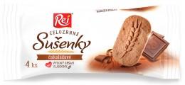 REJ Sušenky celozrnné čokoládové