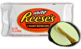 Reese's 2 Peanut Butter White Cups