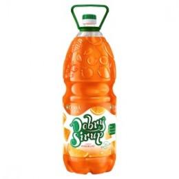 Dobrá voda Dobrý sirup pomeranč