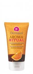 Dermacol Aroma Ritual - harmonizující tělový scrub belgická čokoláda