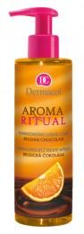 Dermacol Aroma Ritual harmonizující tekuté mýdlo Belgická čokoláda