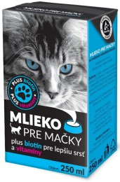 Mléko pro kočky UHT