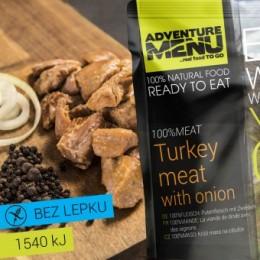 Adventure Menu 100%MASO: Krůtí na cibulce