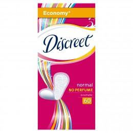 Discreet Normal Intimky Bez Vůně 60ks
