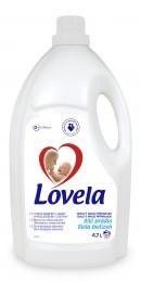 Lovela prací prostředek na bílé prádlo (4,7l)