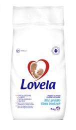 Lovela prací prášek na bílé prádlo (5kg)