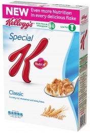 Kelloggs Special K cereálie