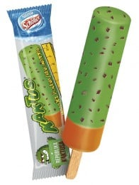 Nestlé Schöller Kaktus dlouhá poleva