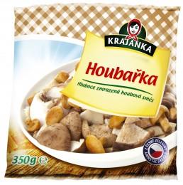Krajanka houbařka (hlíva ústřičná, šupinovka naměko, houževnatec jedlý - shii-ta-ke)
