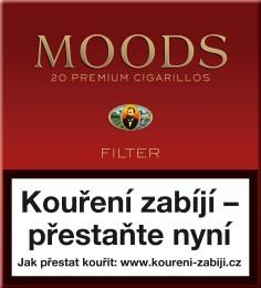 Dannemann Moods Filter 20´s